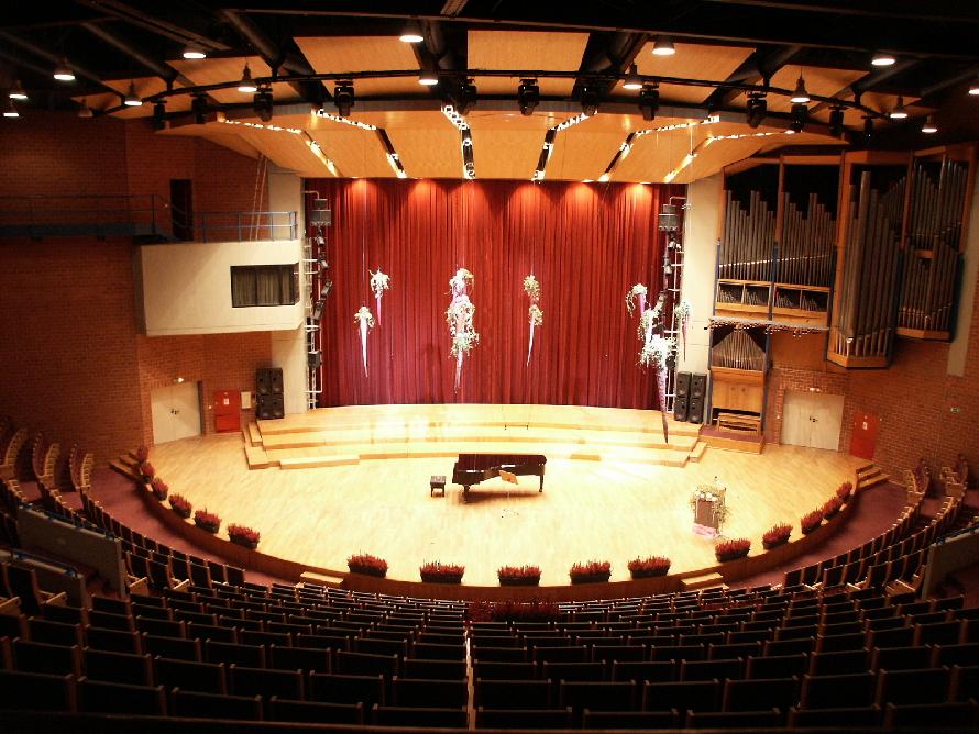 Location Des Salles Conservatoire Ville De Luxembourg