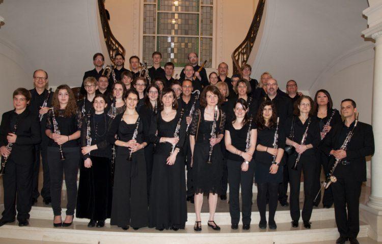 Ensemble de clarinettes_Marcel Lallemang