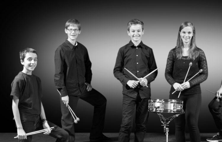 Ensemble de percussion_Guy Frisch
